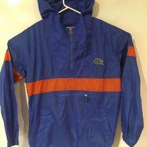 Vintage Florida Gators windbreaker jacket NCAA